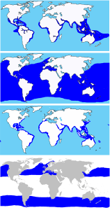 repartition géographique