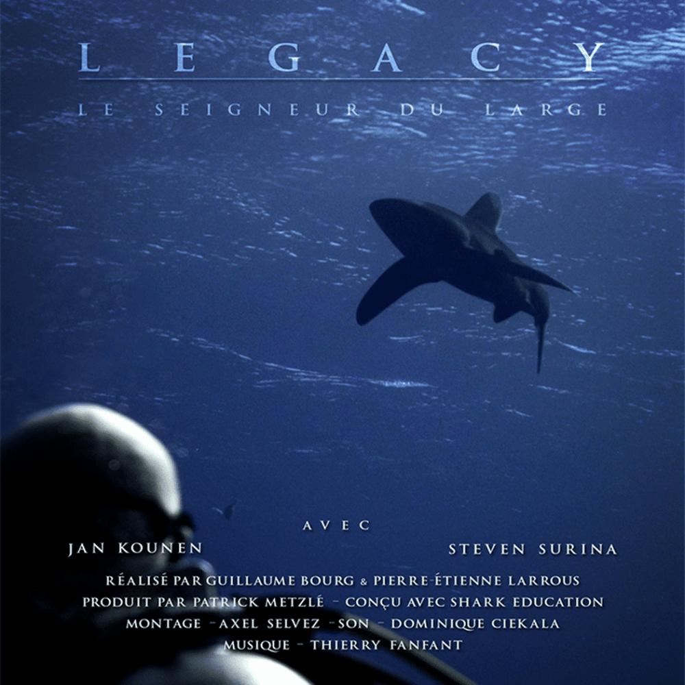 legacy le seigneur du large