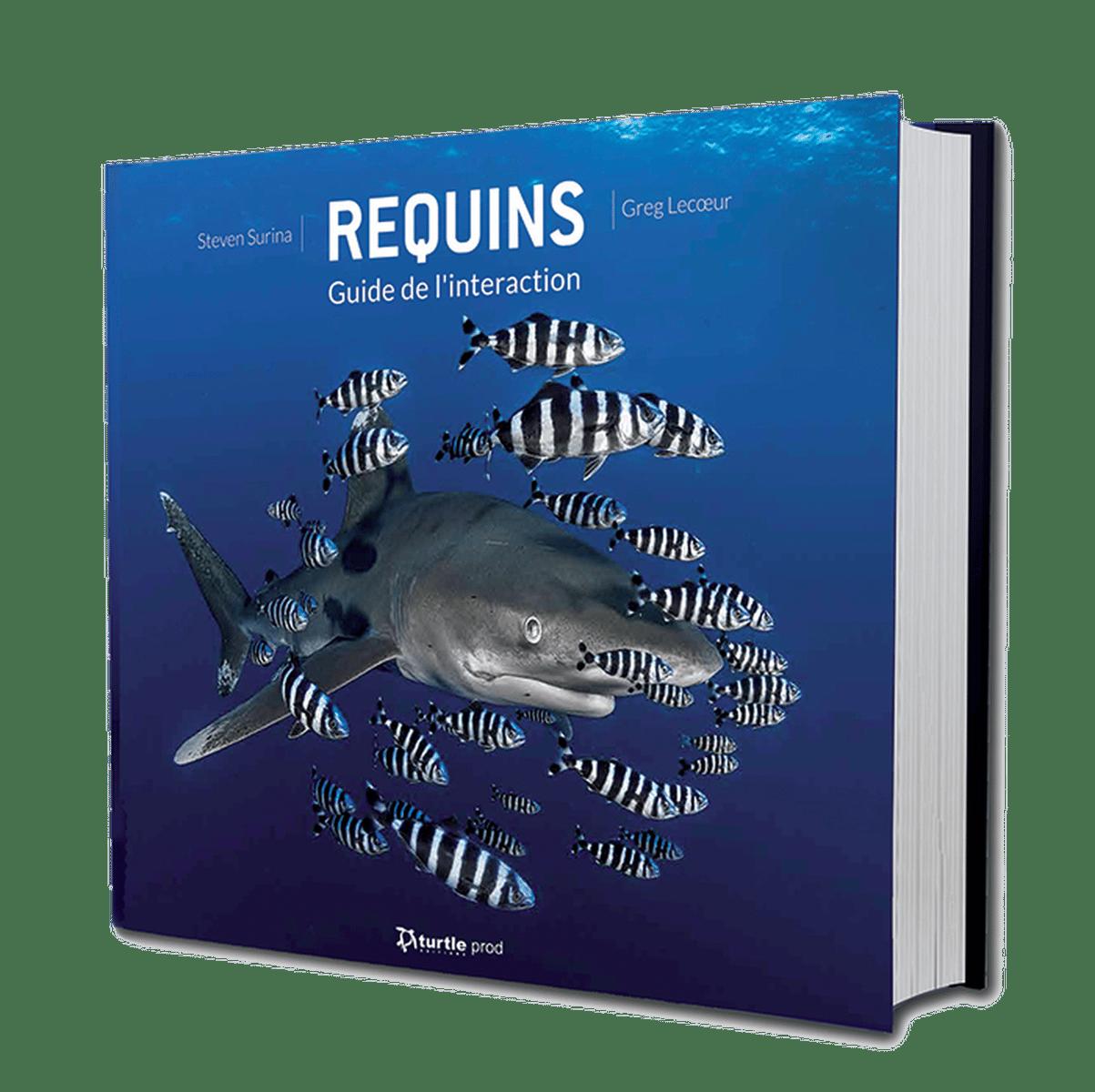boutique livre requins surina