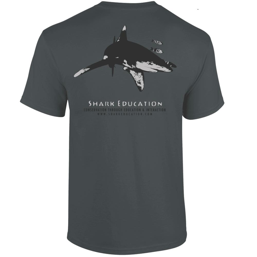 boutique tee-shirt gris