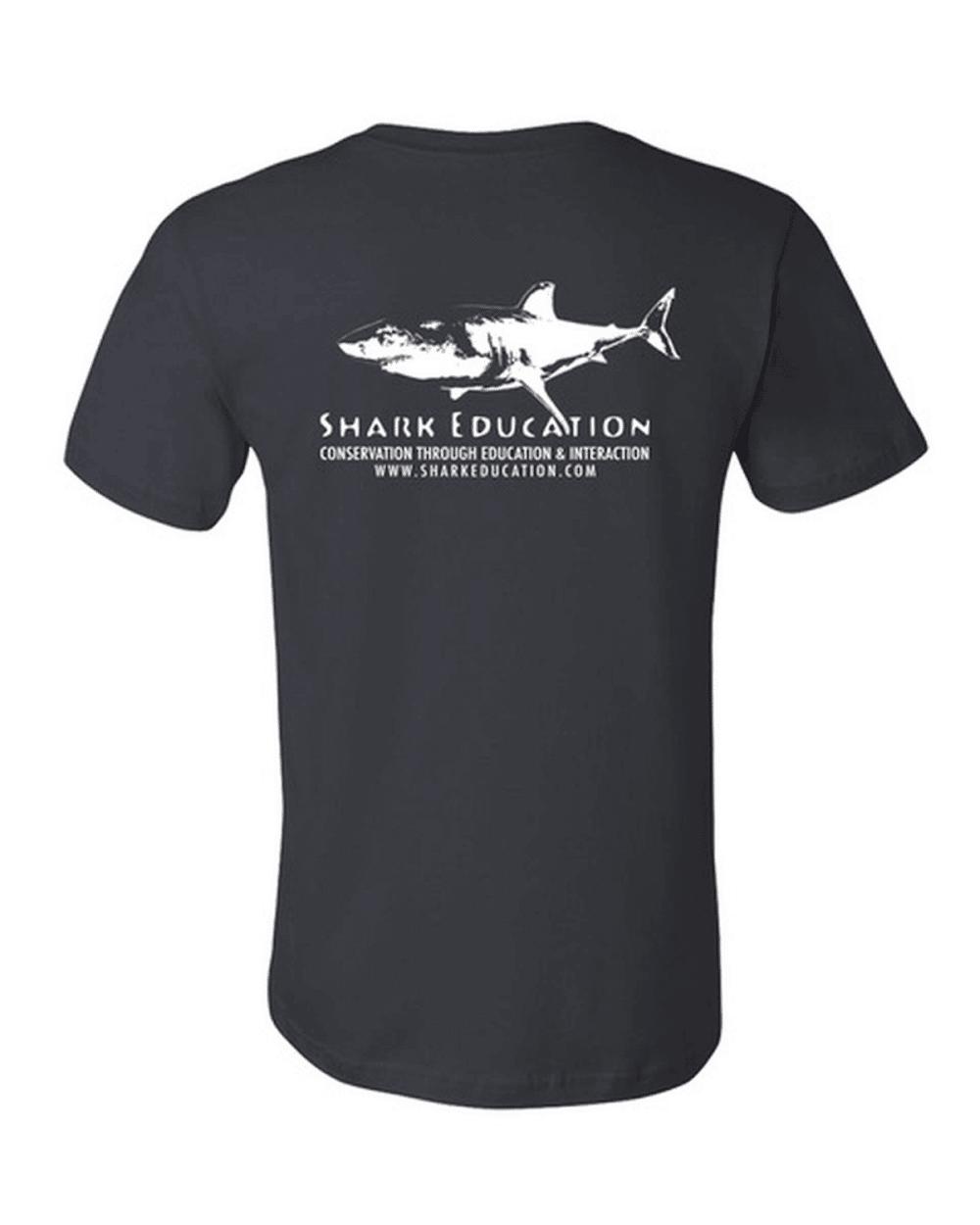 boutique tee-shirt shark education
